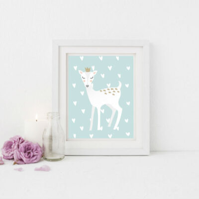 The Little Things Collection: 8 Sweet Animal Printables