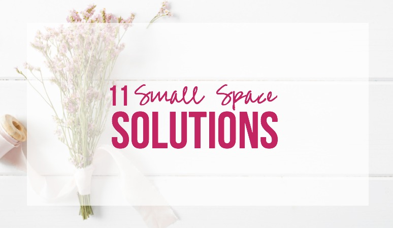11 Small Space Solutions