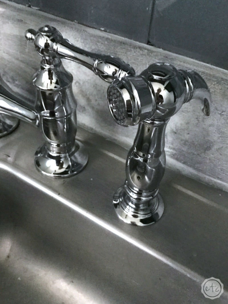 how to install a kitchen faucet happily ever after etc