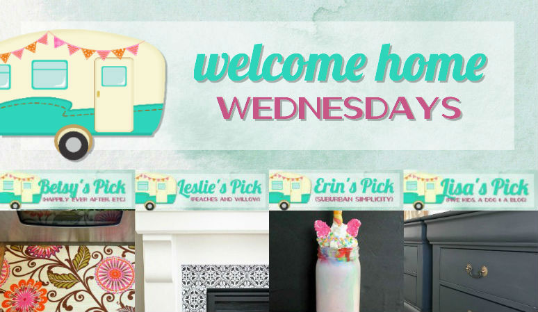 Welcome Home Wednesdays Link Party #92