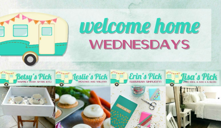 Welcome Home Wednesdays Link Party #93