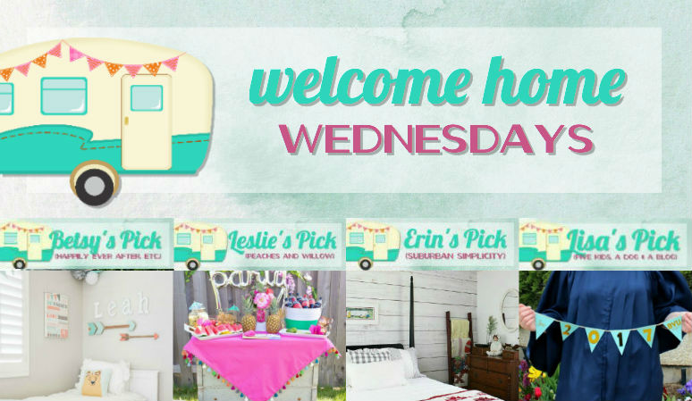 Welcome Home Wednesdays Link Party #94