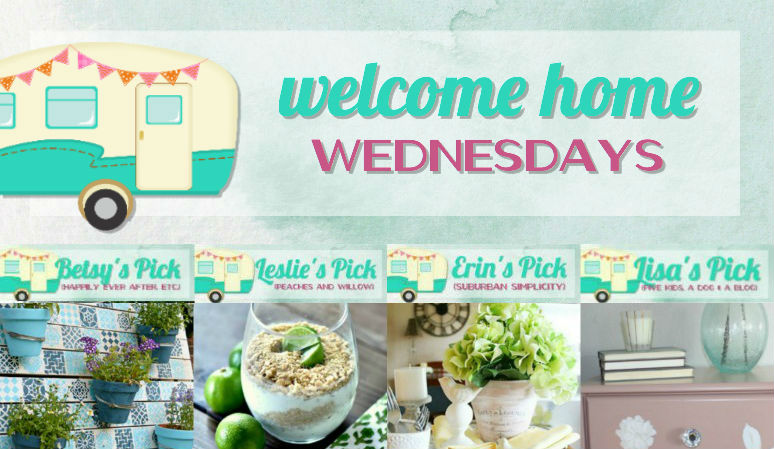 Welcome Home Wednesdays Link Party #101
