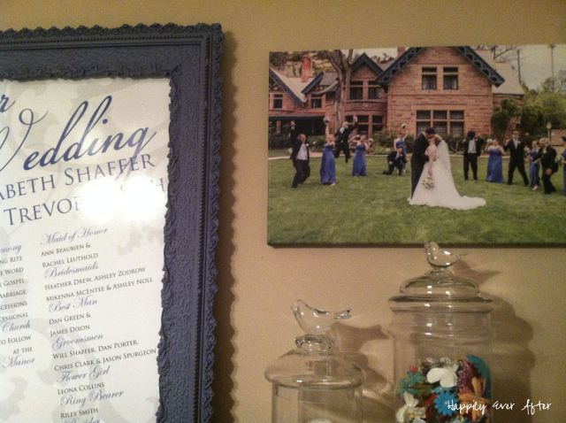 Adding to the Gallery - Canvas Prints | Happily Ever After Etc.