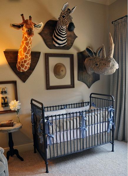 Safari-Nursery-room-design