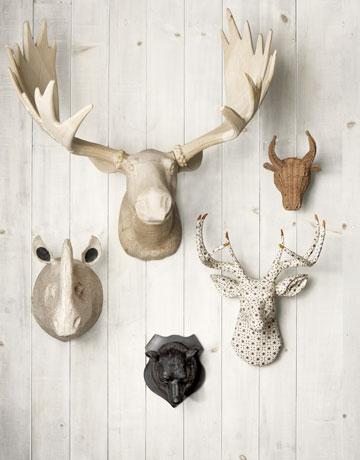 Trophy-Heads