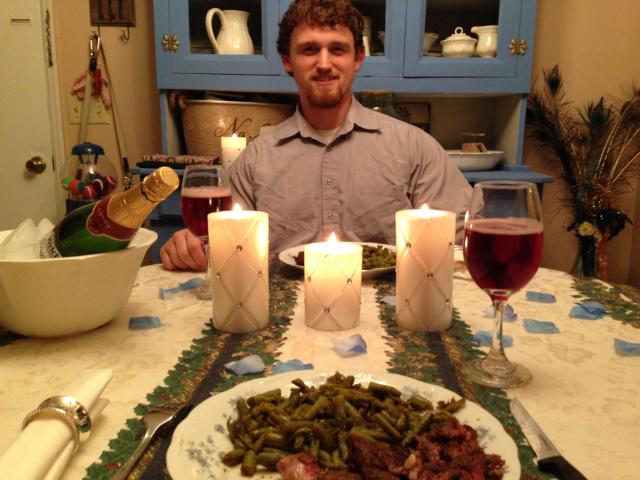 trevor-dinner