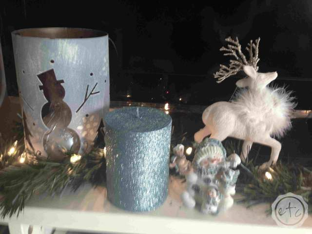 Home for the Holidays - Christmas Home Tour 2014 @ Happily Ever After Etc.