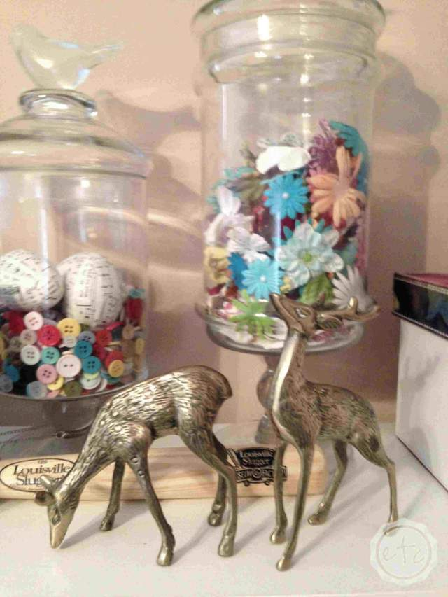 How to Refresh Knick-Knacks: Making the Old, New | Happily Ever After Etc.