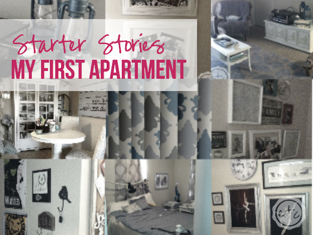 Starter Stories: My First Apartment | Happily Ever After, Etc.