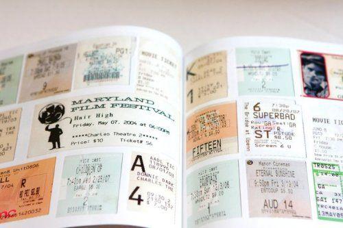 Saving Memories: Ticket Stubs etc   Happily Ever After, Etc.