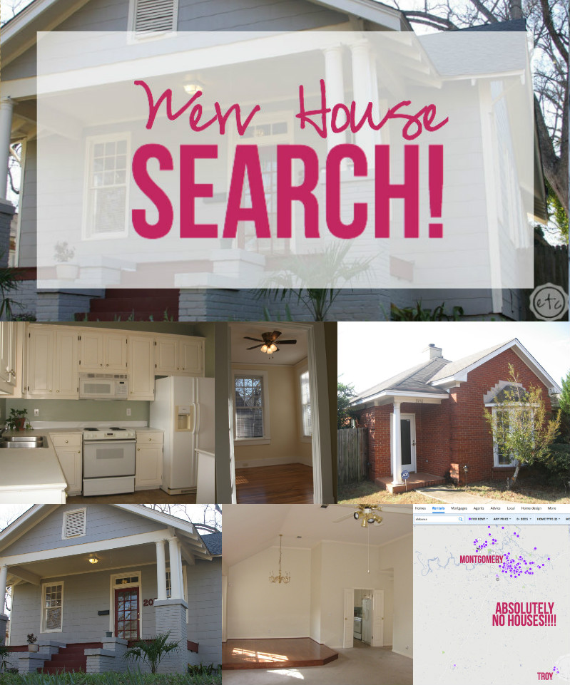 New House Search with Happily Ever After Etc