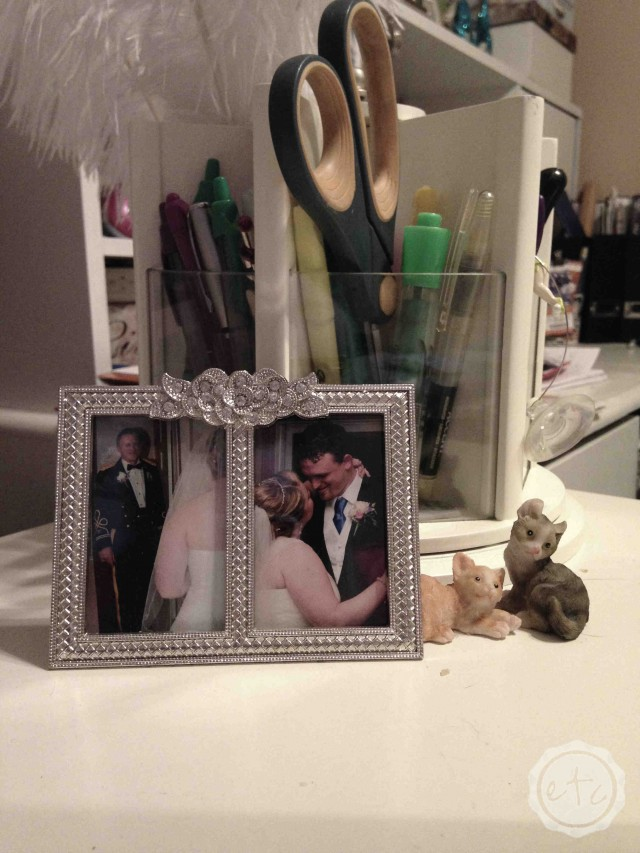 How to find Wedding Picture Frames | Happily Ever After, Etc.