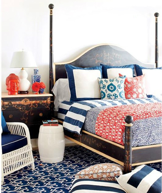 How to Mix and Match Bedding | Happily Ever After, Etc.
