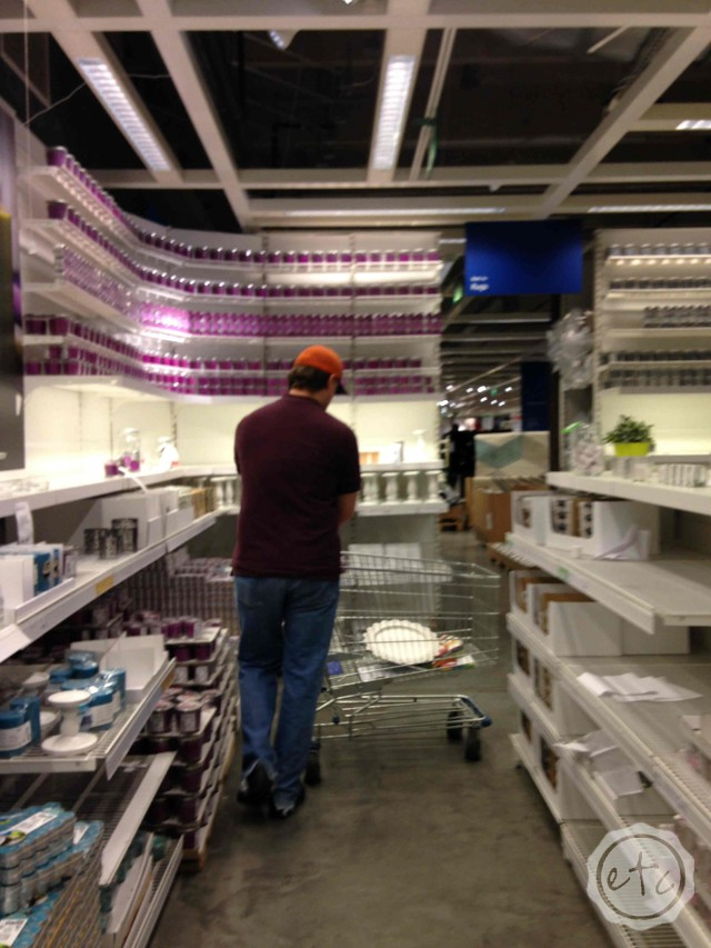 Found It! Shopping at IKEA! | Happily Ever After, Etc.