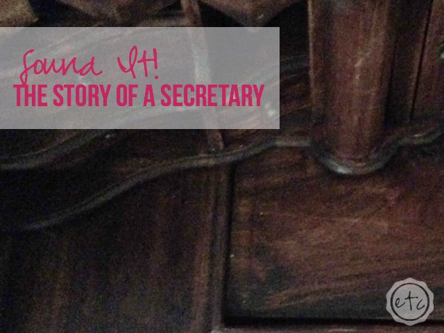 Found It! The Story of a Secretary | Happily Ever After, Etc.