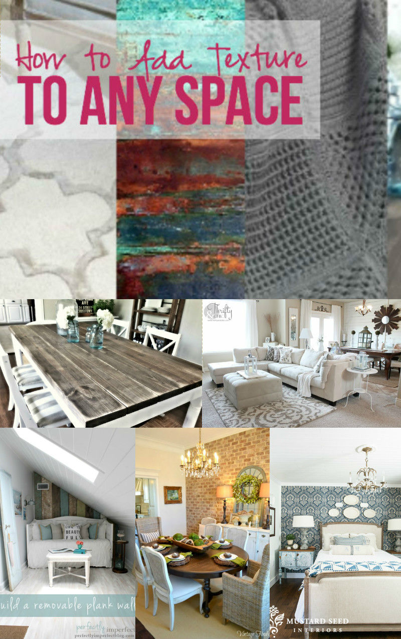 How to Add Texture to Any Space with Happily Ever After Etc