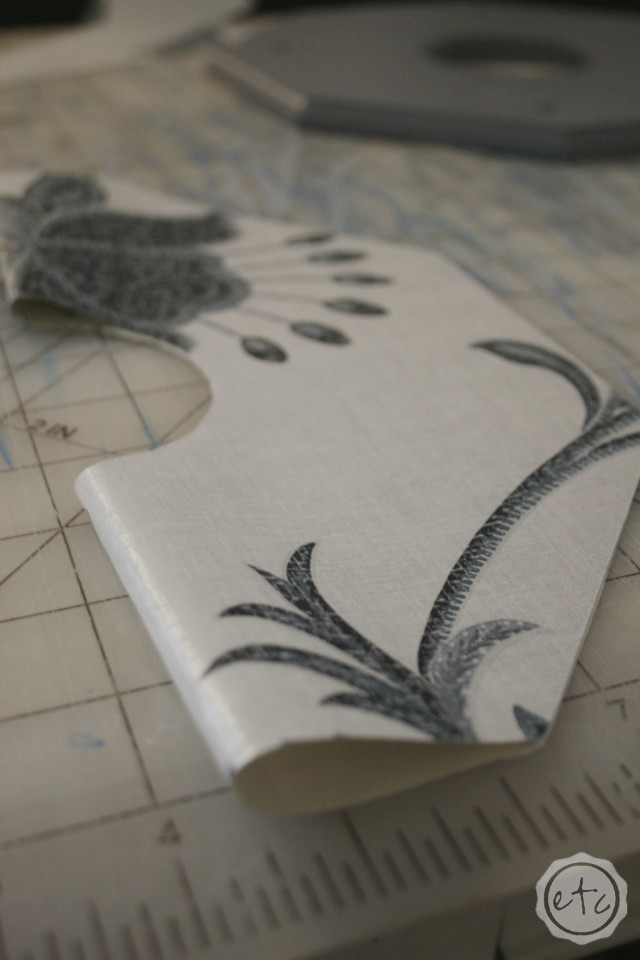 How to Apply FREE Wallpaper Samples... to Projects! Happily Ever After, Etc.