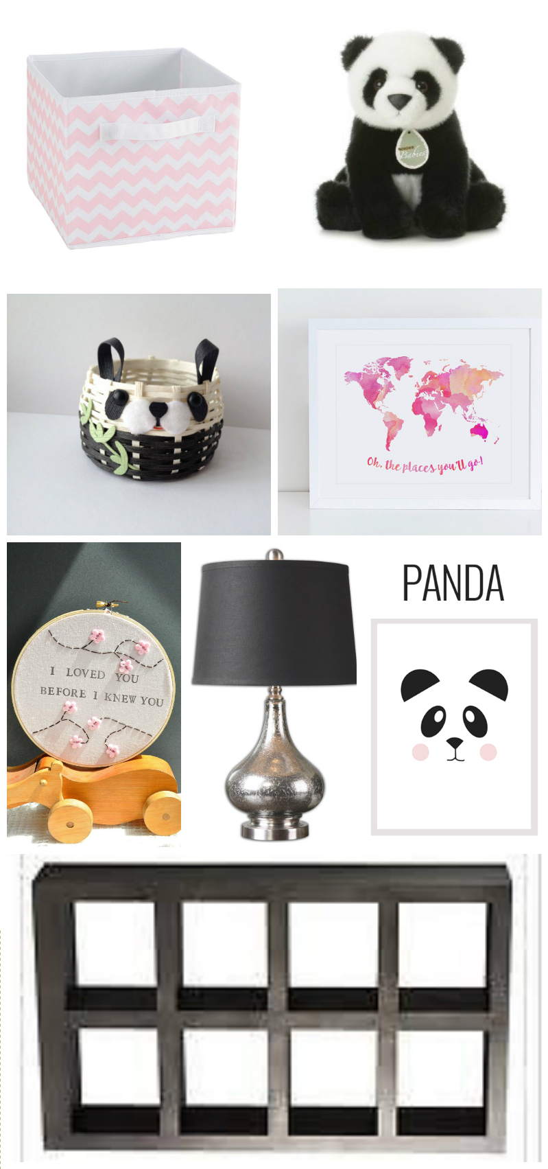 A Japanese Nursery Mood Board by Happily Ever After, Etc.