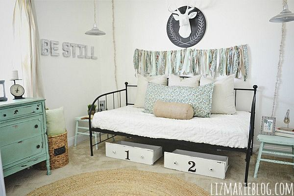 Liz Marie Blog Spare Bedroom