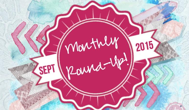 September Round-Up!