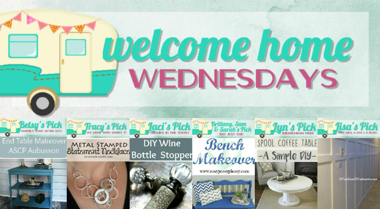 Welcome Home Wednesdays Link-Party #2