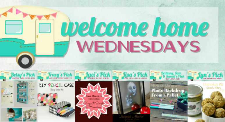 Welcome Home Wednesdays Link Party #6
