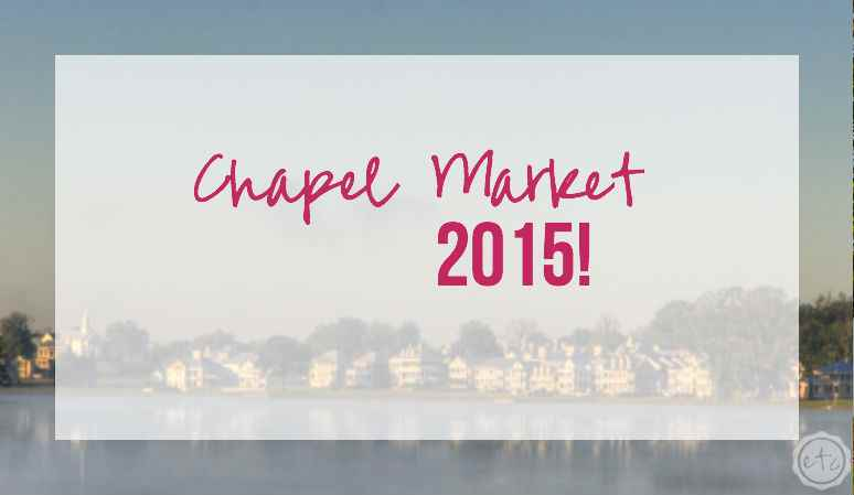 The Chapel Market 2015