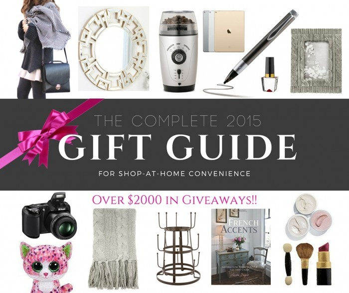 Complete 2015 Gift Guide
