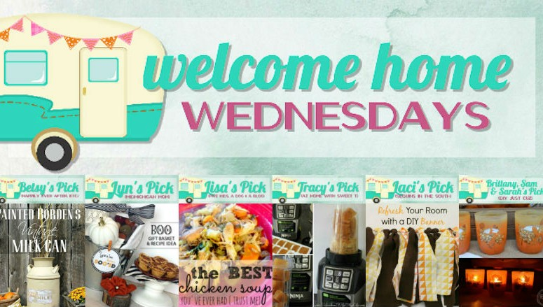 Welcome Home Wednesdays Link Party #10