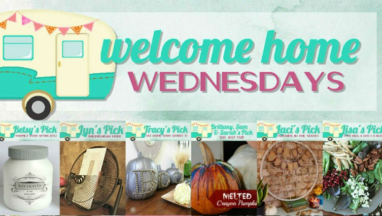 Welcome Home Wednesdays Link Party #12