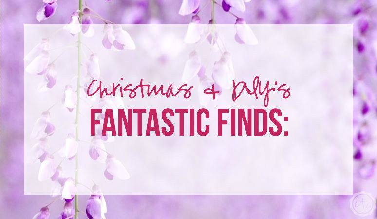 Fantastic Finds Week 13 with Happily Ever After, Etc