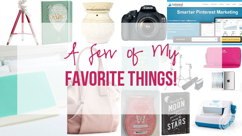 A Few of My Favorite Things with Happily Ever After, Etc.