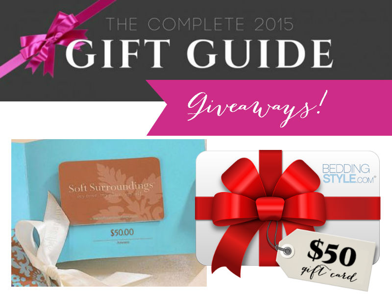 Linen Lover Giveaway Graphic