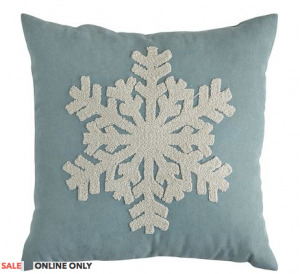 Pier 1 Holiday Pillow 2