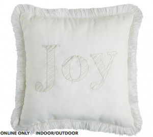 Pier 1 Holiday Pillow 3