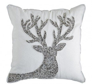 Pier 1 Holiday Pillow