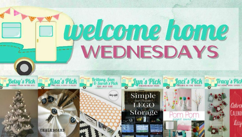Welcome Home Wednesdays Link Party #14