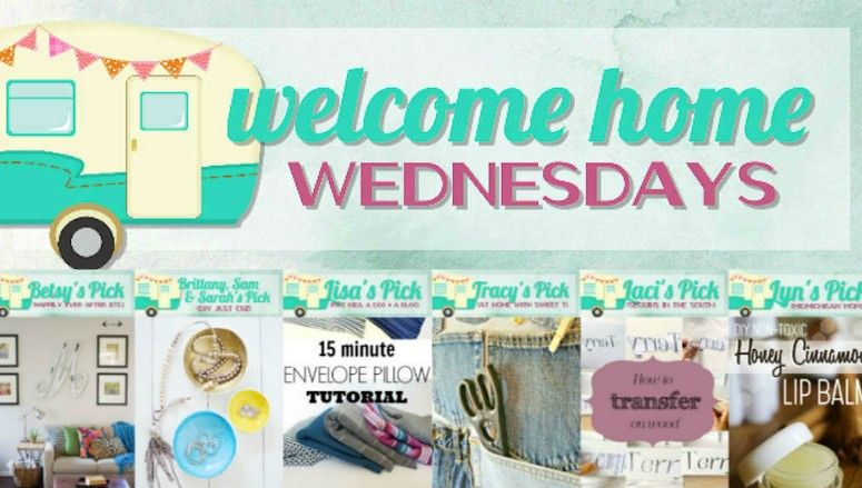 Welcome Home Wednesdays Link Party #13