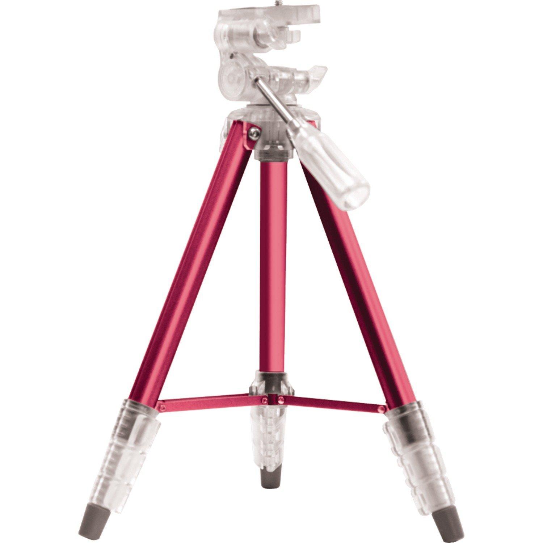 pink tripod