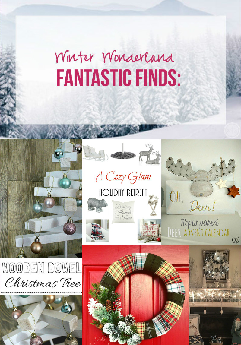 Fantastic Finds: Winter Wonderland