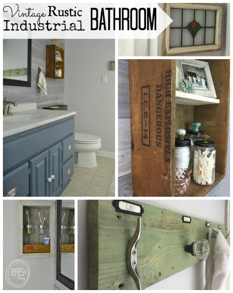 6 vintage-rustic-industrial-bathroom-on-a-budget