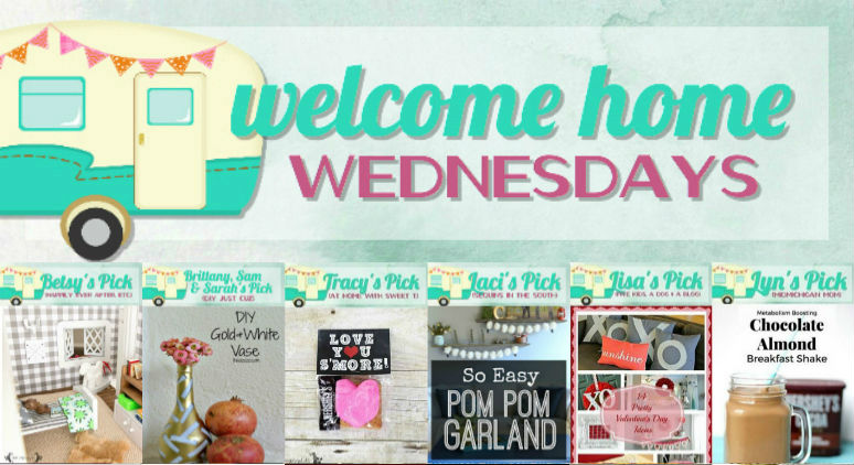 Welcome Home Wednesdays Link Party #23