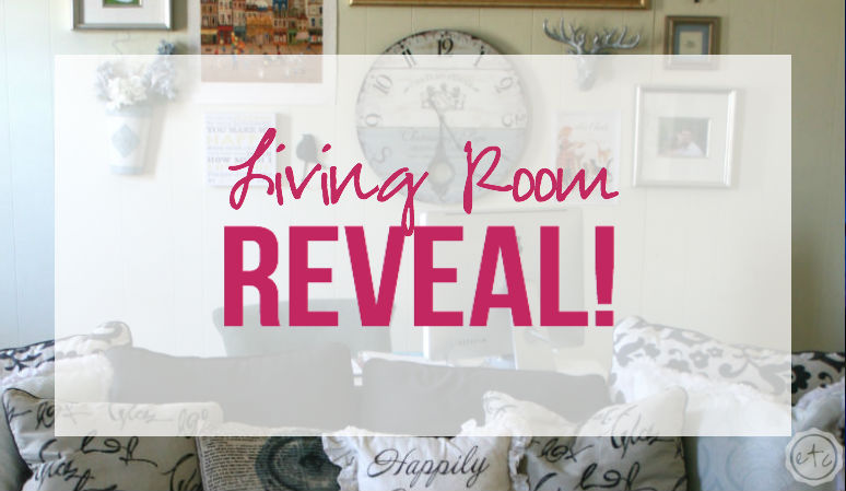 Living Room Reveal… Our Second Home!