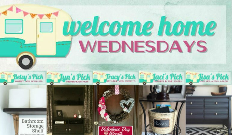 Welcome Home Wednesdays Link Party #26