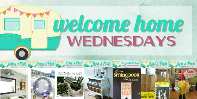 Welcome Home Wednesdays week 28