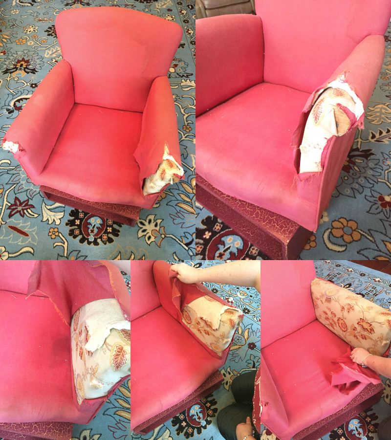 How to Piece Together a Desk Chair: How Two Chairs Became One! with Happily Ever After, Etc.