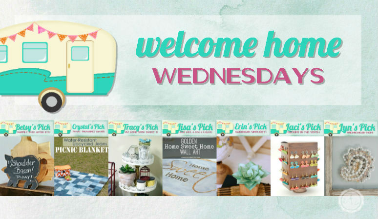 Welcome Home Wednesdays Link Party #34