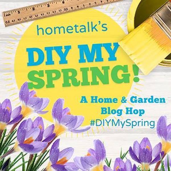 BlogTalk DIY My Spring