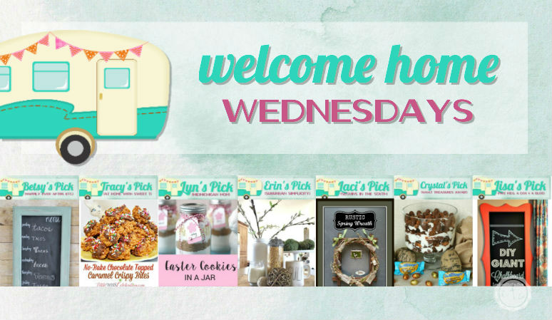 Welcome Home Wednesdays Link Party #32